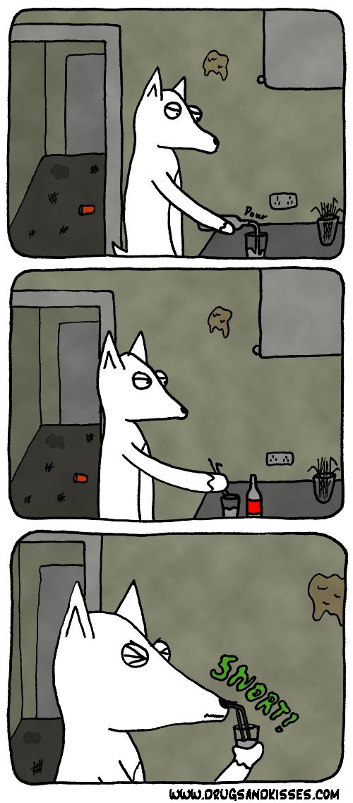 Fixing Drinks